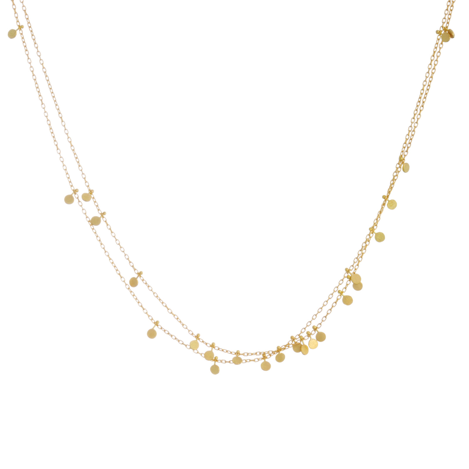 Sia Taylor DN89 Y Tiny Yellow Gold Dots WB