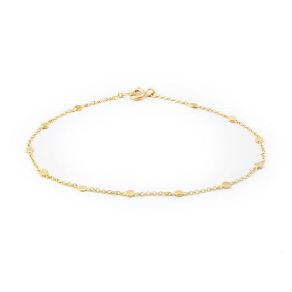 Sia Taylor SB3 Y Yellow Gold Dust Bracelet WB